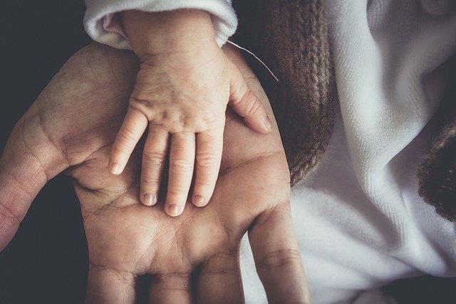 podkrążone oczy u dziecka